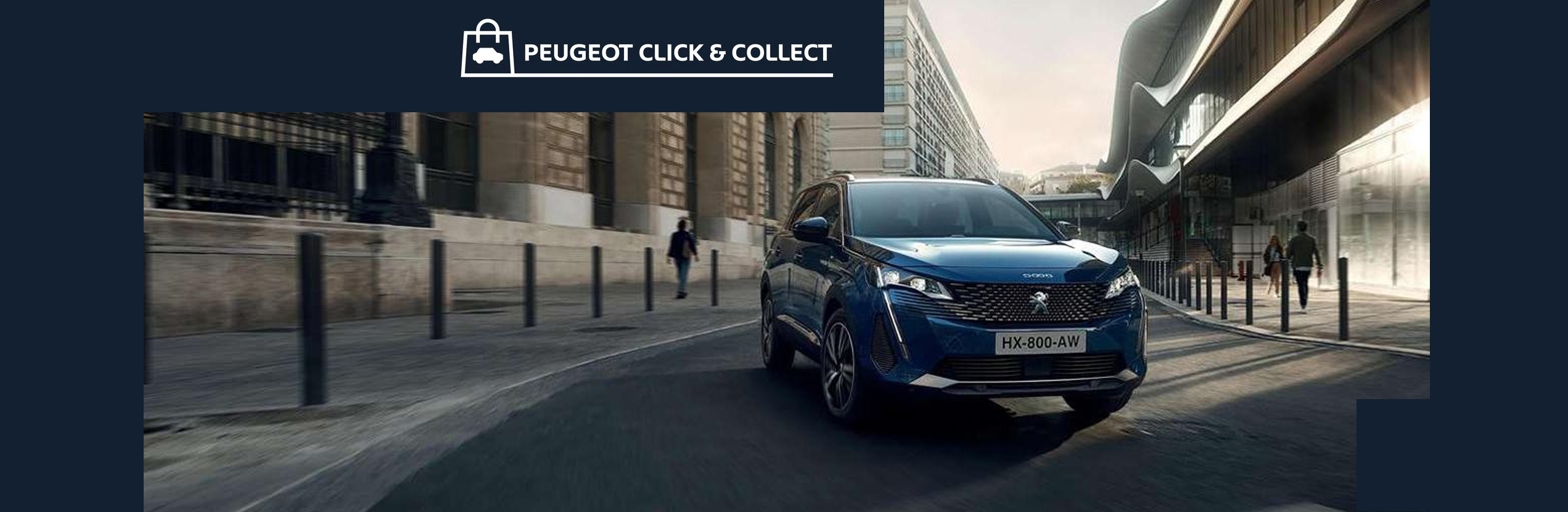 PEUGEOT CLICK & COLLECT